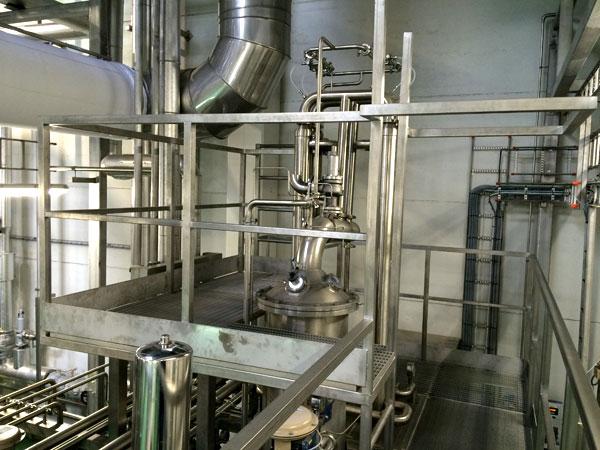 Bordessen West Vlaanderen - 8 Inox Bordessen rond Sterilisators
