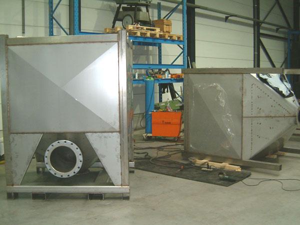 diensten BVBA De Schryvere Wim Constructie West Vlaanderen