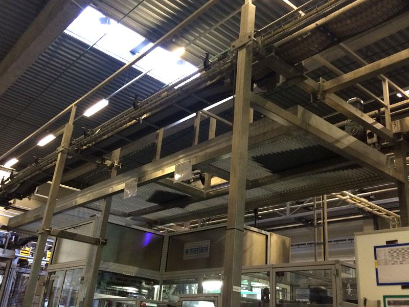 Inox Bordes Rond Allerlei Conveyors West Vlaanderen