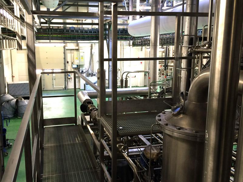 Inox Bordessen Rond Sterilisators West Vlaanderen