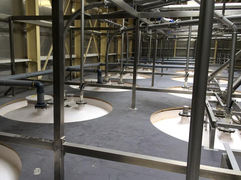 Inox Constructie in Toren West Vlaanderen 2