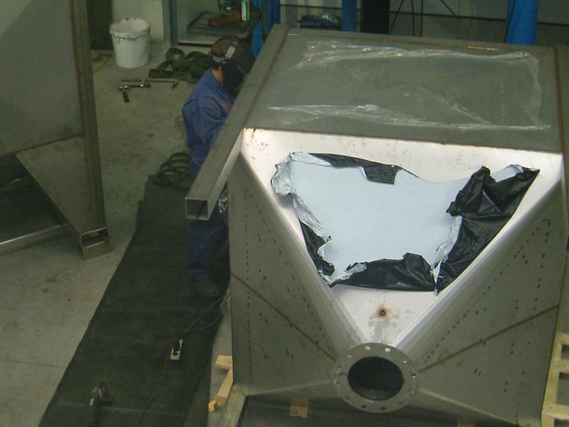 Inox Filters Staalconstructies West Vlaanderen