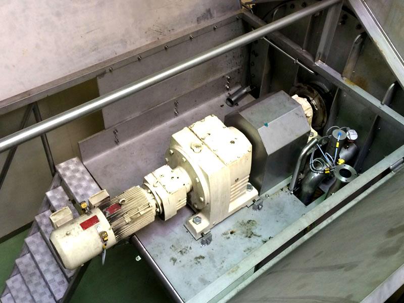 mechanisch onderhoud West Vlaanderen - machines onderdelen staalconstructies 04