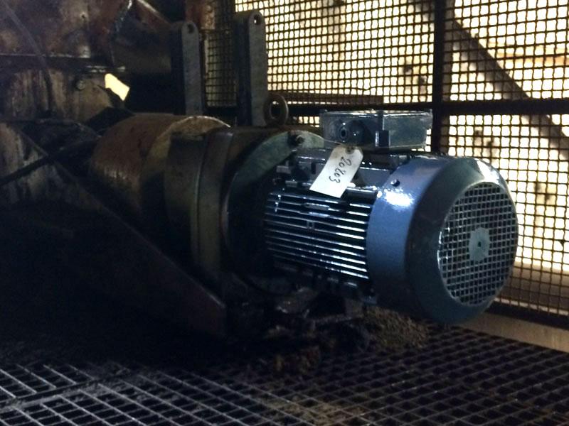 mechanisch onderhoud West Vlaanderen - machines onderdelen staalconstructies 05