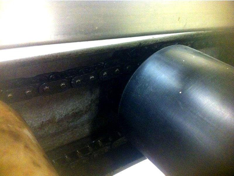 mechanisch onderhoud West Vlaanderen - machines onderdelen staalconstructies 06