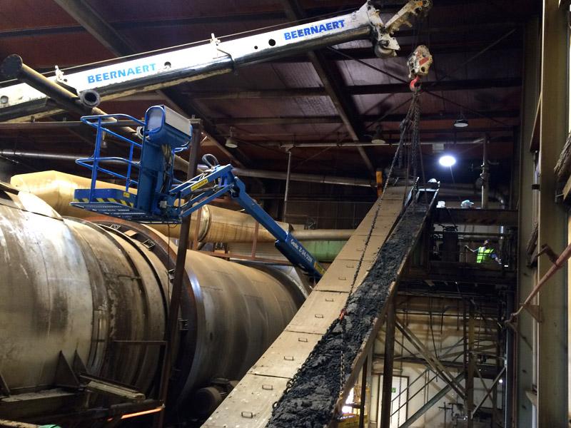 Revisie Inox Vijzel 15 Meter West Vlaanderen 1