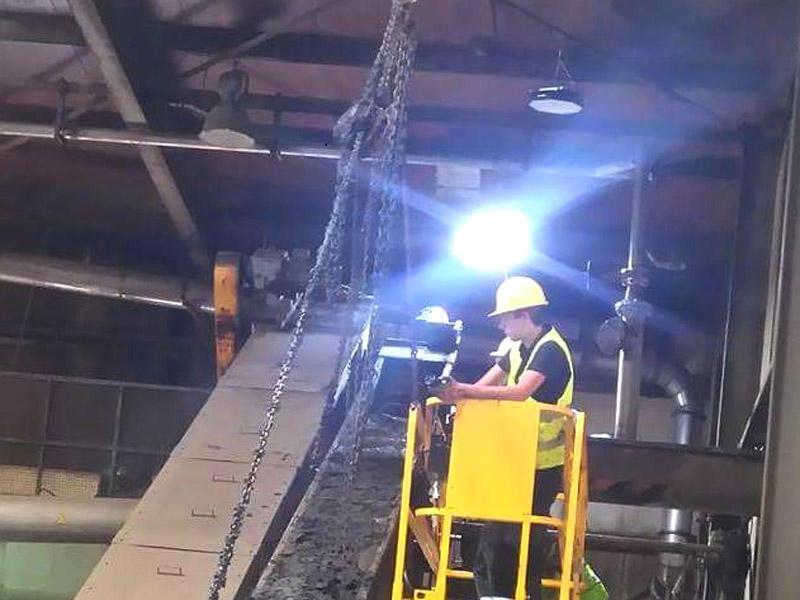 Revisie Inox Vijzel 15 Meter West Vlaanderen 2