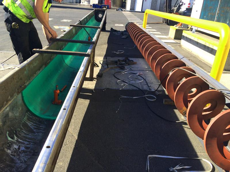 Revisie Inox Vijzel 15 Meter West Vlaanderen 3