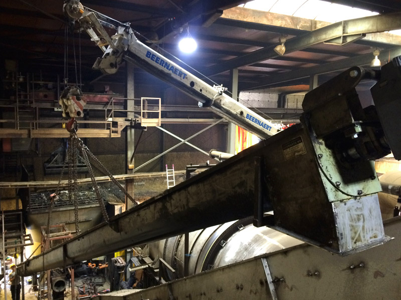Revisie Inox Vijzel 15 Meter West Vlaanderen 5