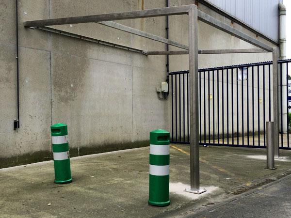 Staalconstructie West Vlaanderen - Diverse Kleine Inox Constructies