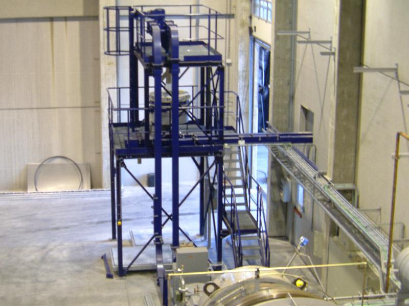 Staalconstructies zeeftorens West Vlaanderen 5